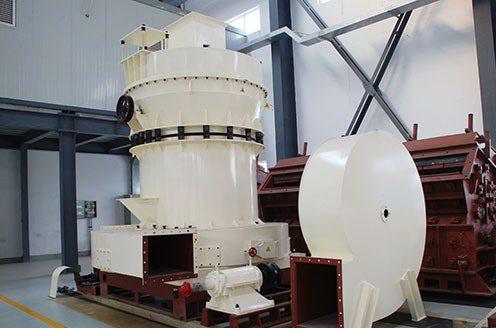 工业磨粉设备